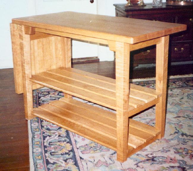Pdf wood kitchen work table plans free - Wood kitchen table plans ...